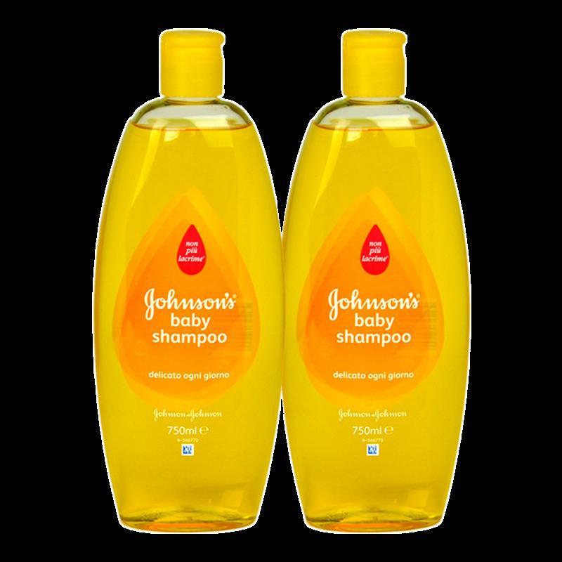 Johnson's Baby Shampoo 2 kpl