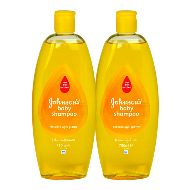 Johnson's Baby Shampoo 2 Pak