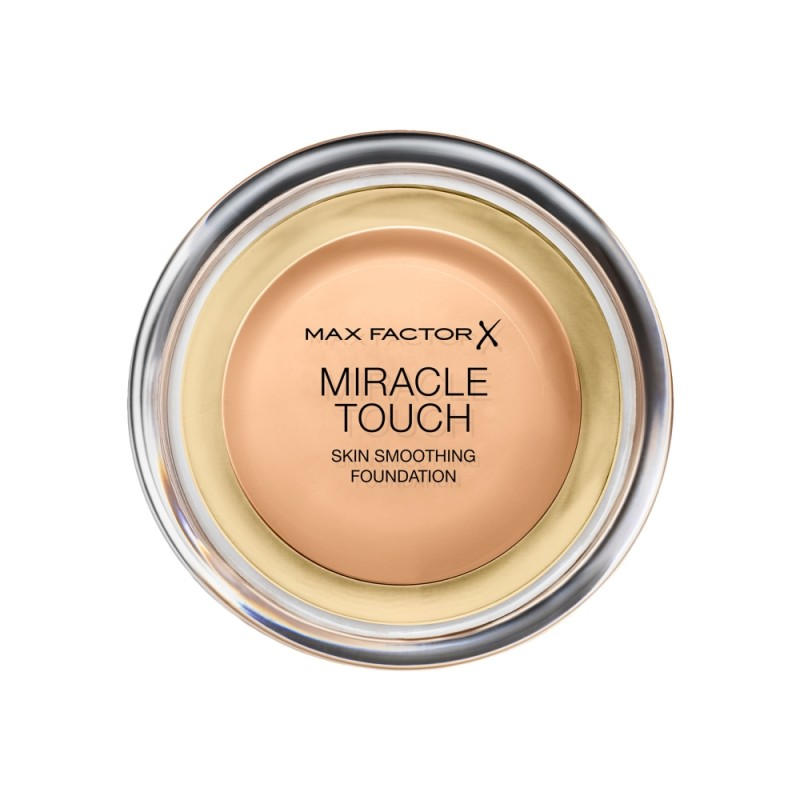 Max Factor Miracle Skin Smoothing Foundation 75 Golden