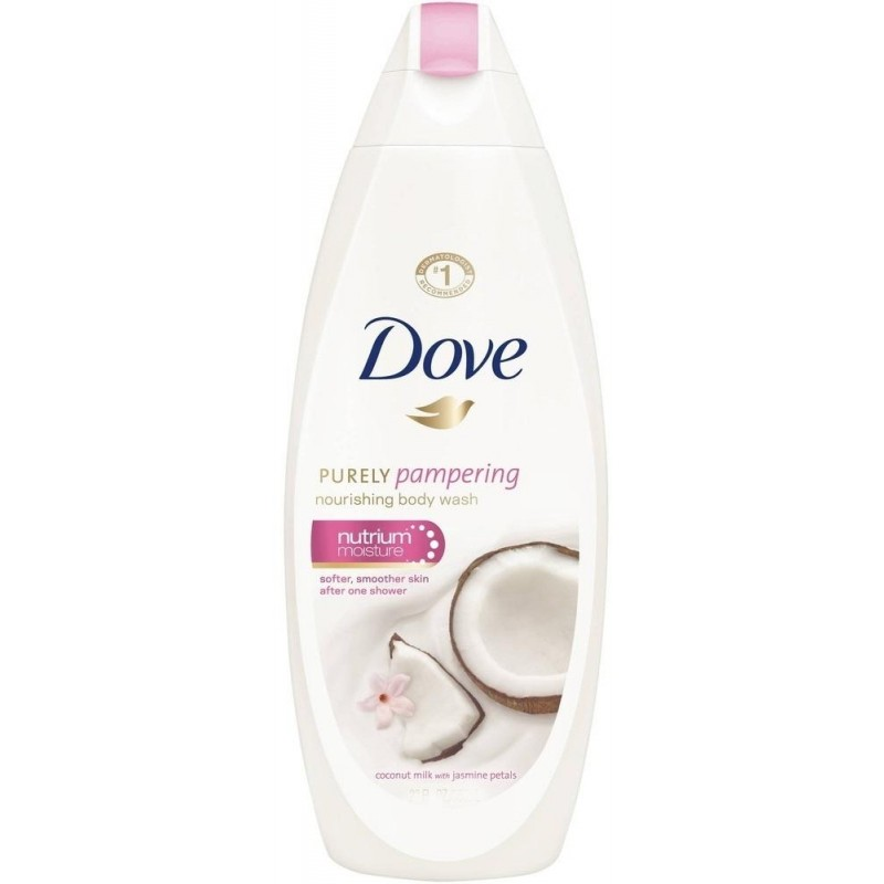 Dove Purely Pampering Coconut Douchegel