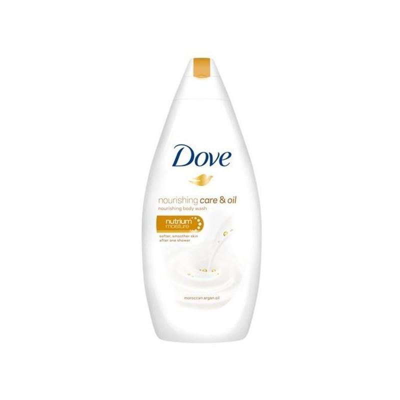 Dove Nourishing Care & Oil Body Wash
