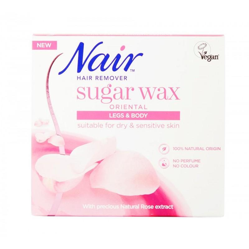 Nair Oriental Sugar Wax Legs & Body