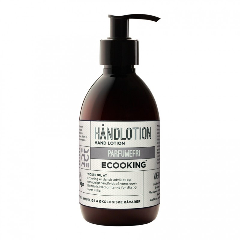 Ecooking Hand Lotion Perfume-Free