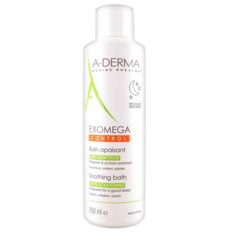 A-Derma Exomega Control Soothing Bath
