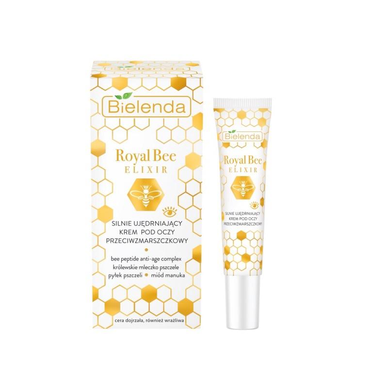Bielenda Royal Bee Elixir Strongly Firming Anti-Wrinkle Eye Cream