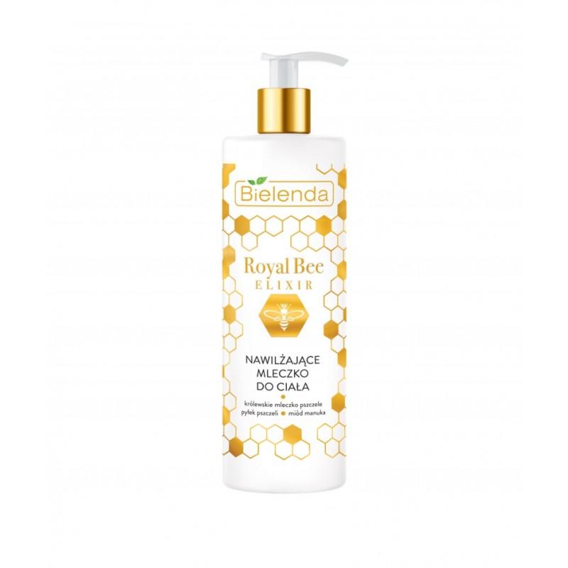 Bielenda Royal Bee Elixir Moisturizing Body Milk