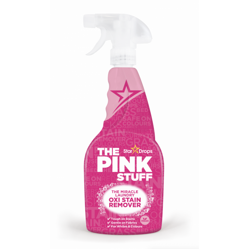 Stardrops The Pink Stuff Oxi Stain Remover