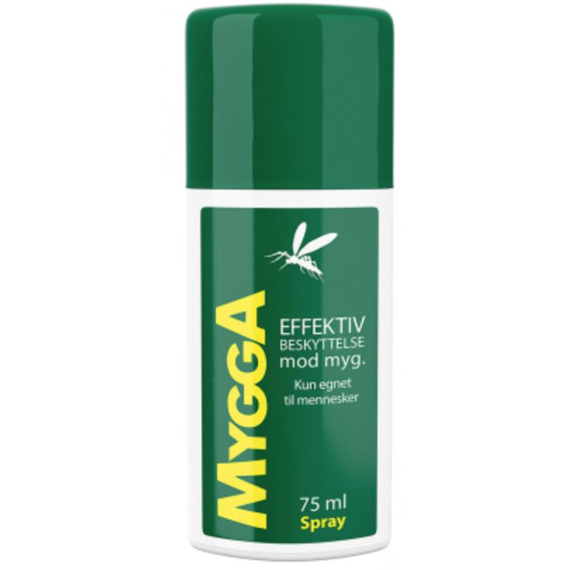 MyggA Spray 9,5% DEET