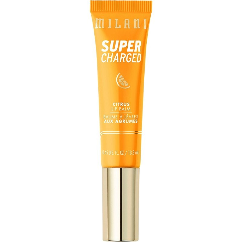 Milani Supercharged Citrus Lip Balm