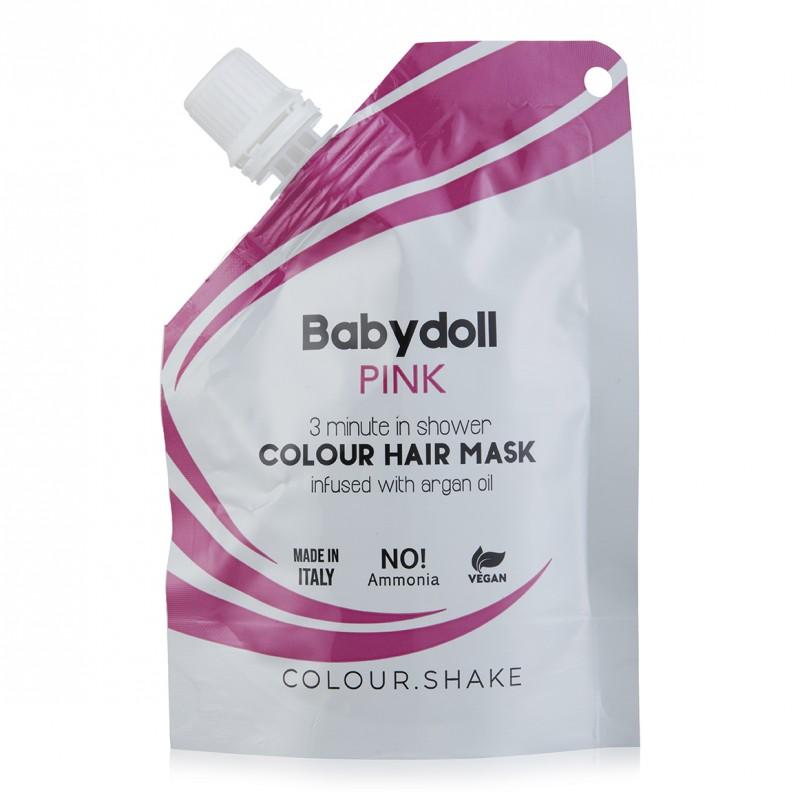 Colour.Shake Colour Hair Mask Babydoll