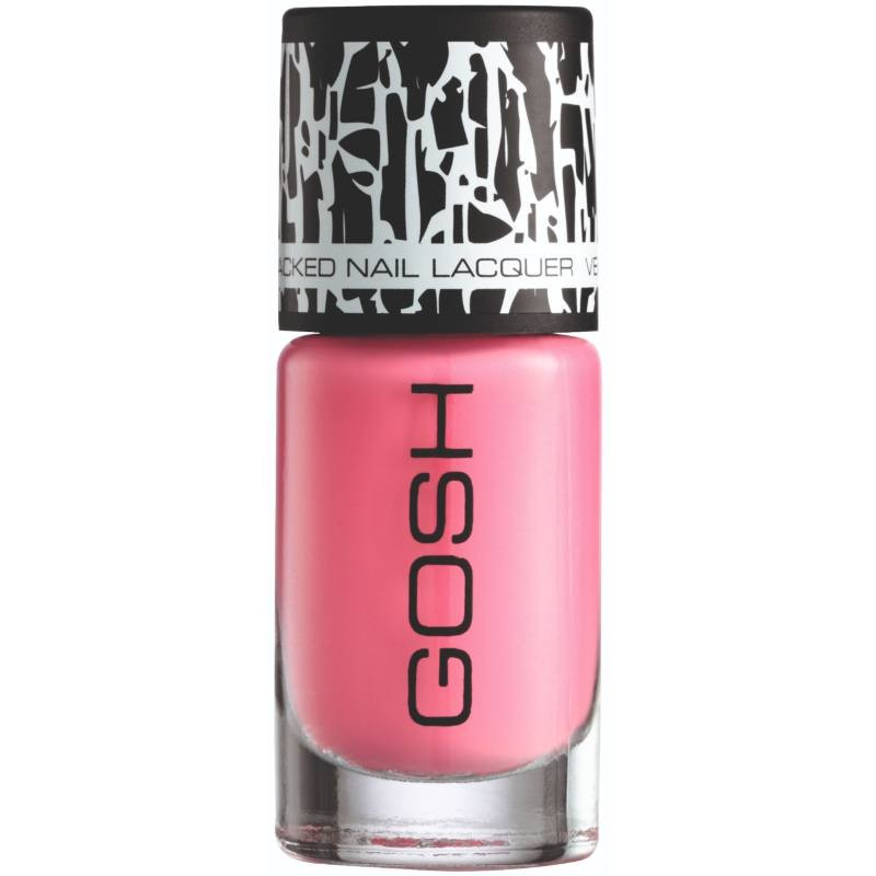 GOSH Cracked Nail Lacquer 02 Pink