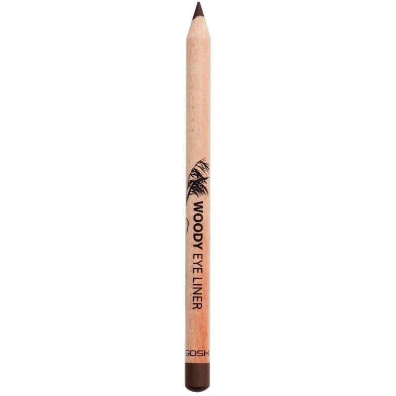 GOSH Woody Eye Liner 002 Mahogany