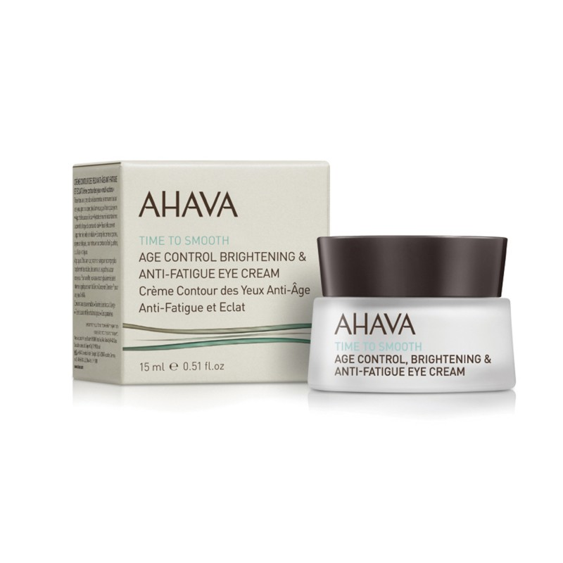 AHAVA Age Control Brightening & Renewal Eye Cream