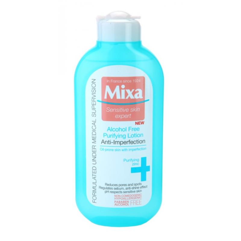 Mixa Micellar Water Anti Imperfection Alcohol Free