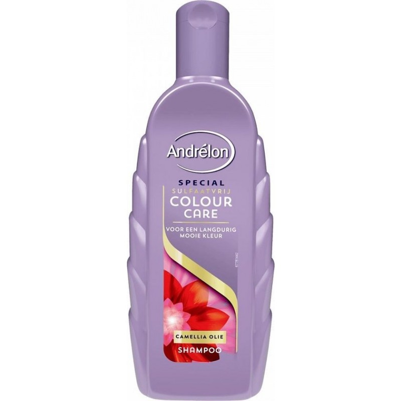 Andrélon Shampoo Color Care Sulfate-free