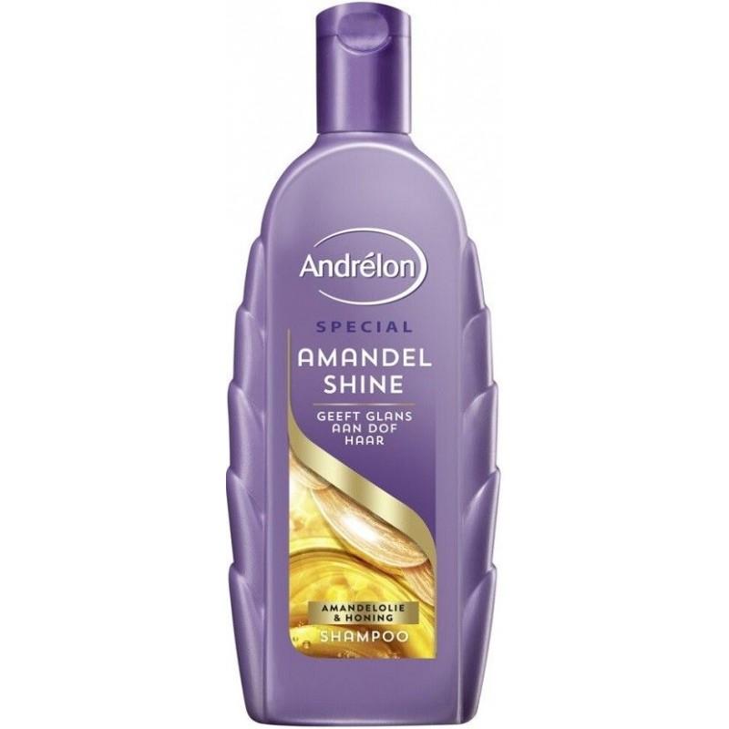 Andrélon Amandel Shine Shampoo
