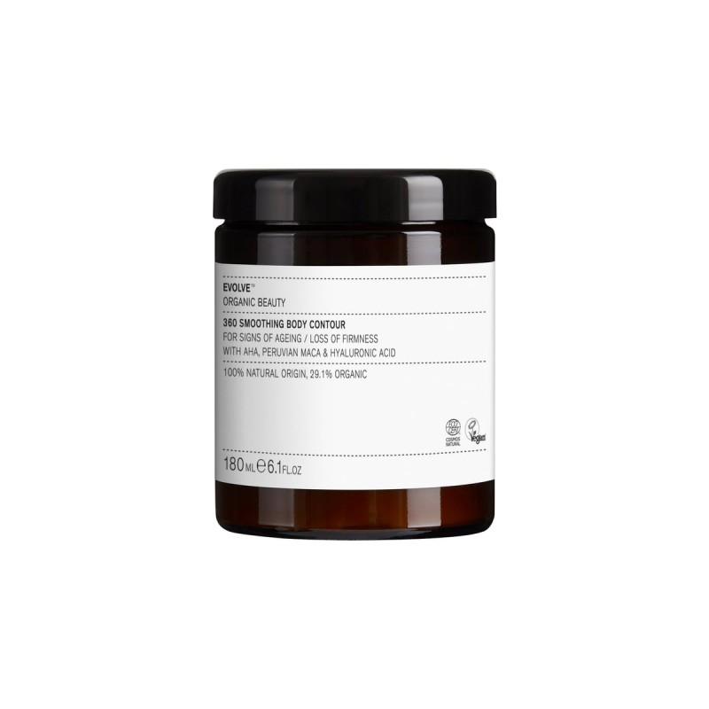 Evolve Organic Beauty 360 Smoothing Body Contour Cream