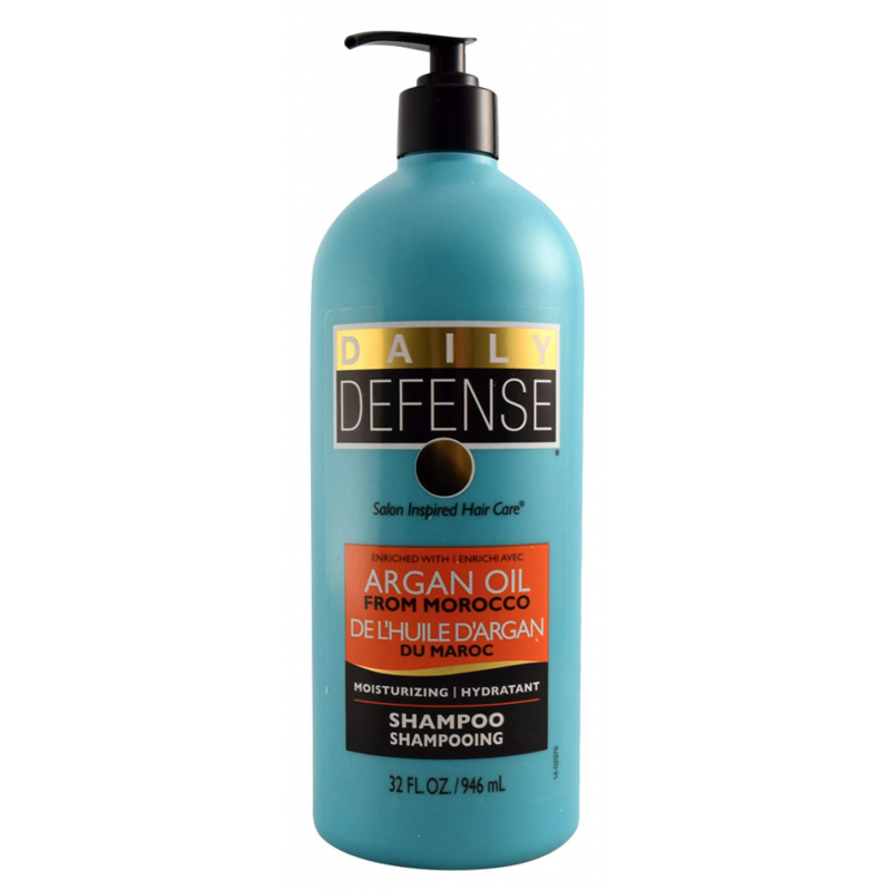 Daily Defense Shampoo Argan Oil