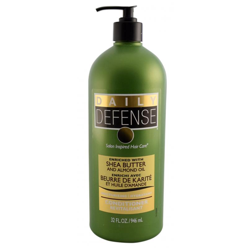 Daily Defense Conditioner Shea Butter & Almond Oil