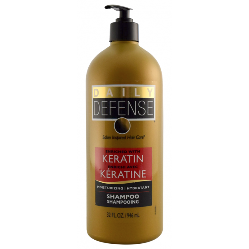 Daily Defense Shampoo Keratin