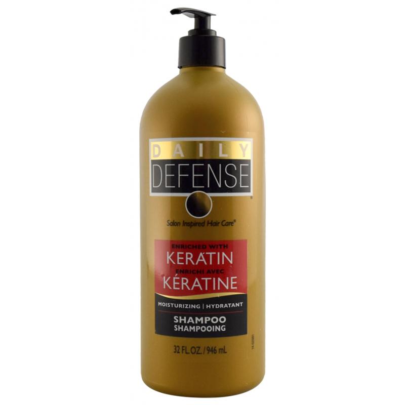 Daily Defense Shampoo Keratin
