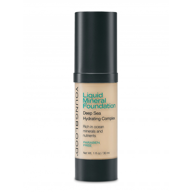 Youngblood Liquid Mineral Foundation Shell