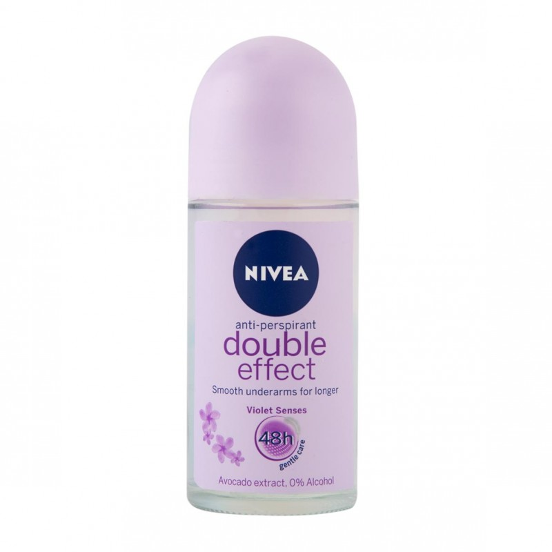Nivea Double Effect Roll On Deo