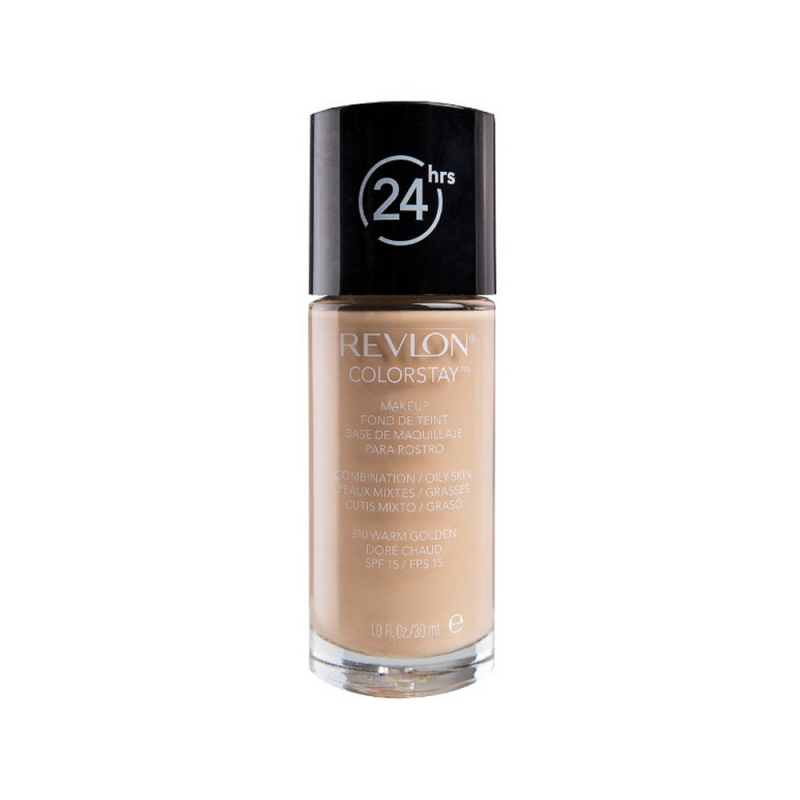 Revlon ColorStay Combination & Oily Skin 310 Warm Golden
