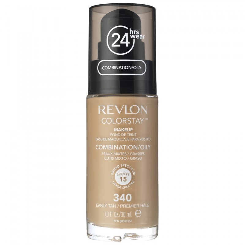 Revlon ColorStay Combination & Oily Skin 340 Early Tan