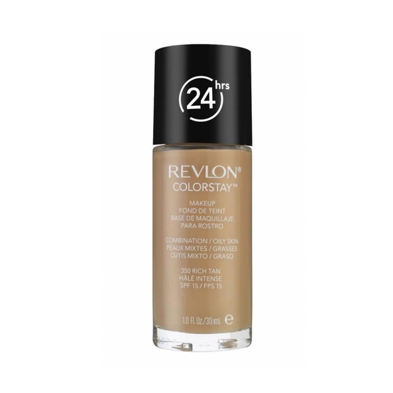 Revlon ColorStay Combination & Oily Skin 350 Rich Tan