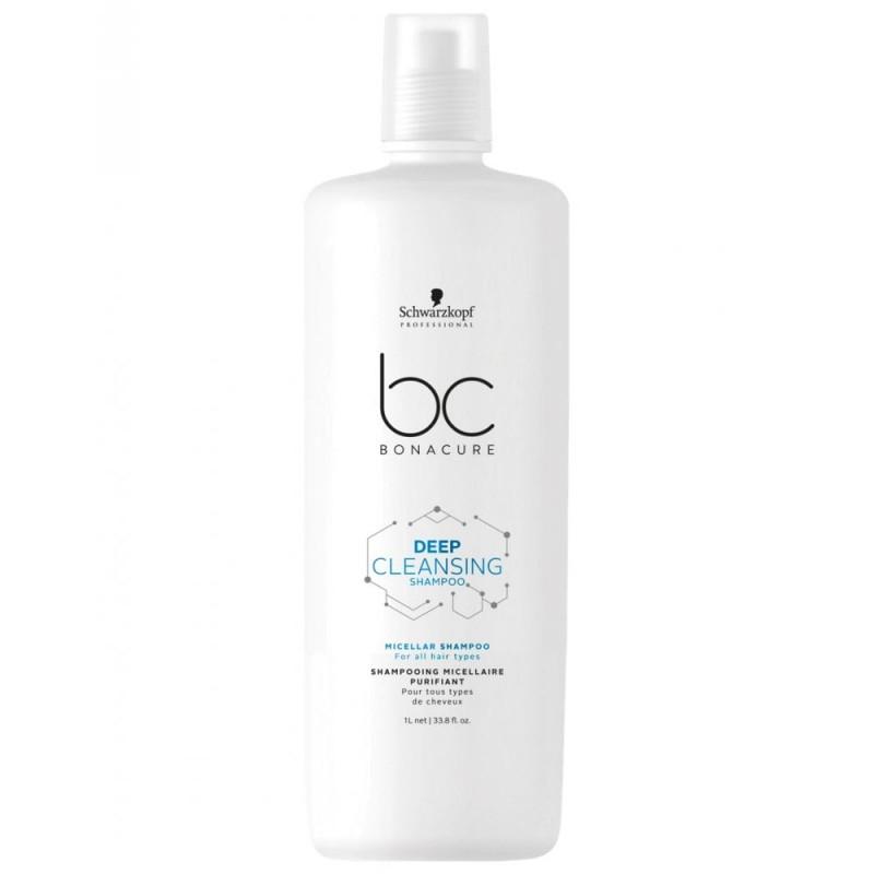 Schwarzkopf Bonacure Deep Cleansing Shampoo