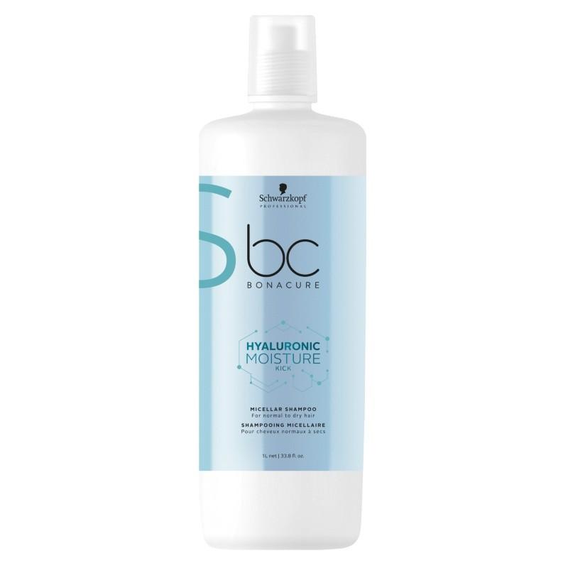 Schwarzkopf Bonacure Hyaluronic Moisture Kick Shampoo