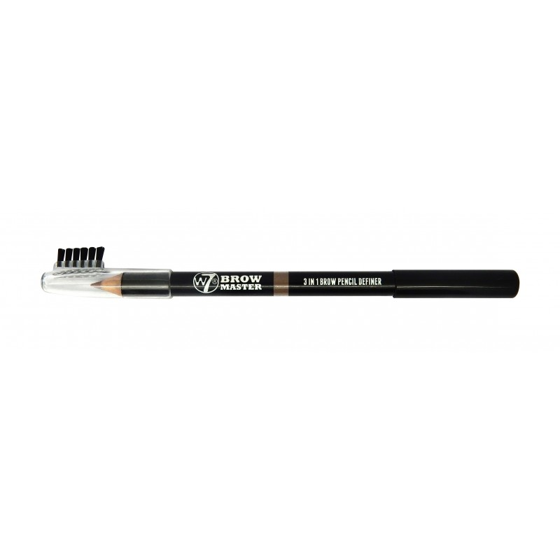 W7 Brow Master 3 In 1 Brow Pencil Definer Blonde