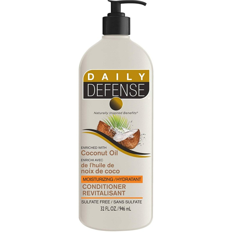 Daily Defense Coconut Oil Conditioner