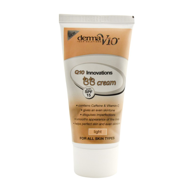 DermaV10 BB Cream Q10 Light