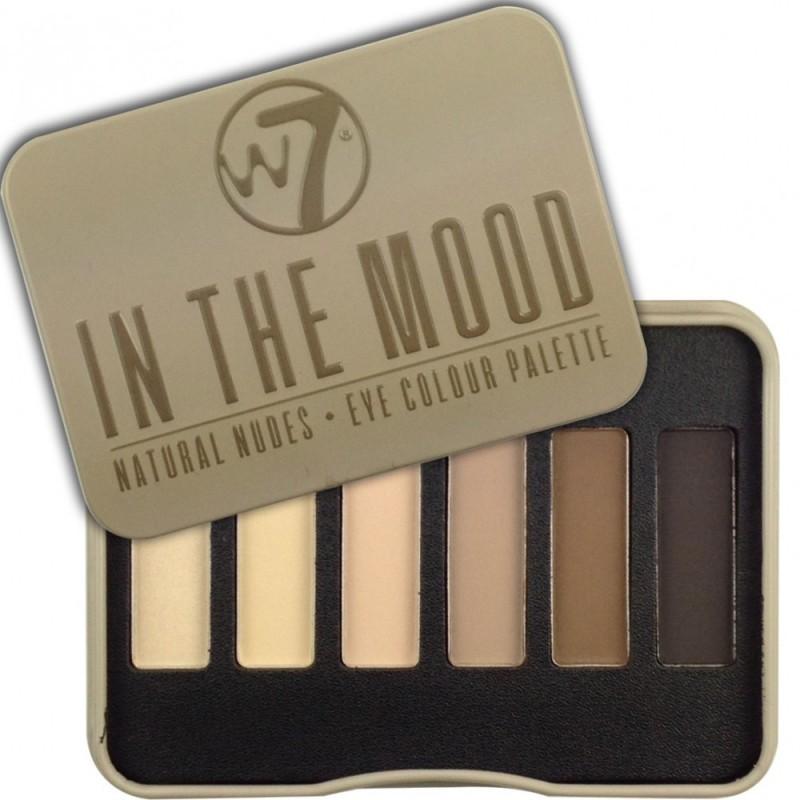 W7 In The Mood Eye Palette