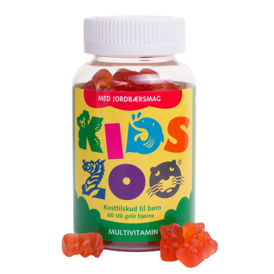 Vitaminer til barn