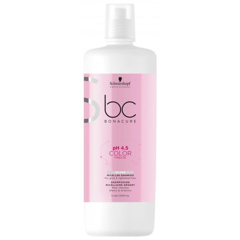 Schwarzkopf Bonacure Color Freeze Silver Shampoo