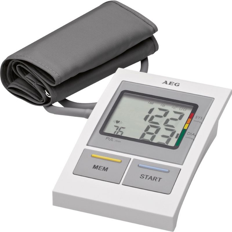 AEG BMG 5612 Blood Pressure Monitor