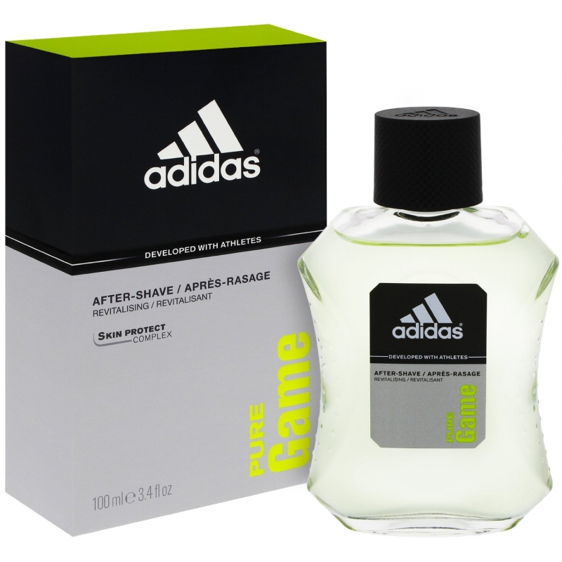 best service 634ca 31ed2 Aftershave ⋅ ⋅ 100 ml. Adidas Pure Game Aftershave