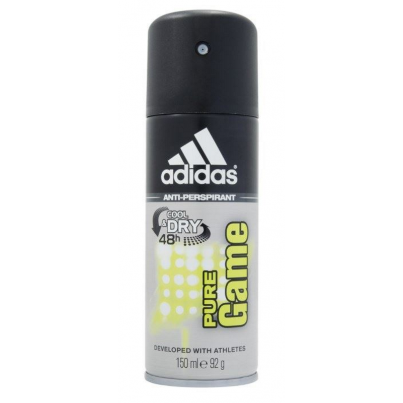 Adidas Pure Game Anti-Perspirant Deospray