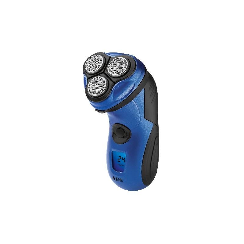 AEG HR 5655 Rotating Razor Blå