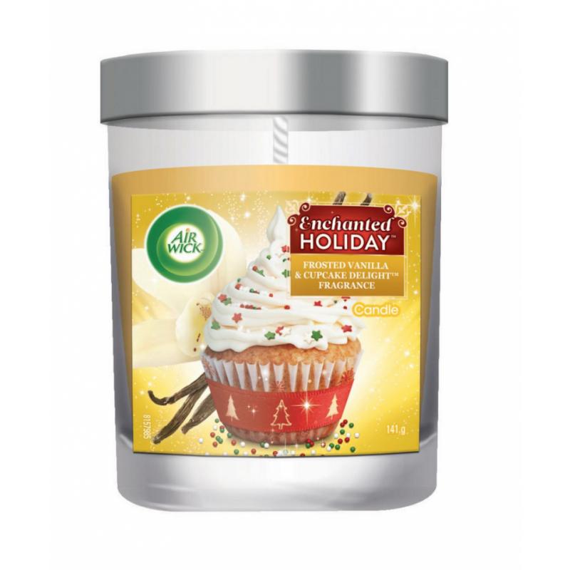 Air Wick Enchanted Holiday Duftlys Vanilla Cupcake