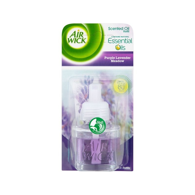 Air Wick Purple Lavender Meadow Plug In Refill