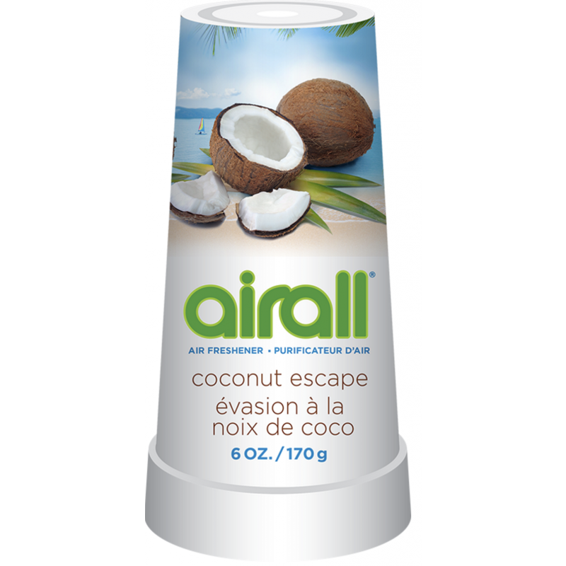 Airall  Air Freshener Solid Coconut