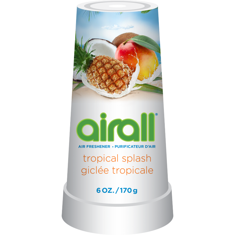 Airall Air Freshener Solid Tropical Splash