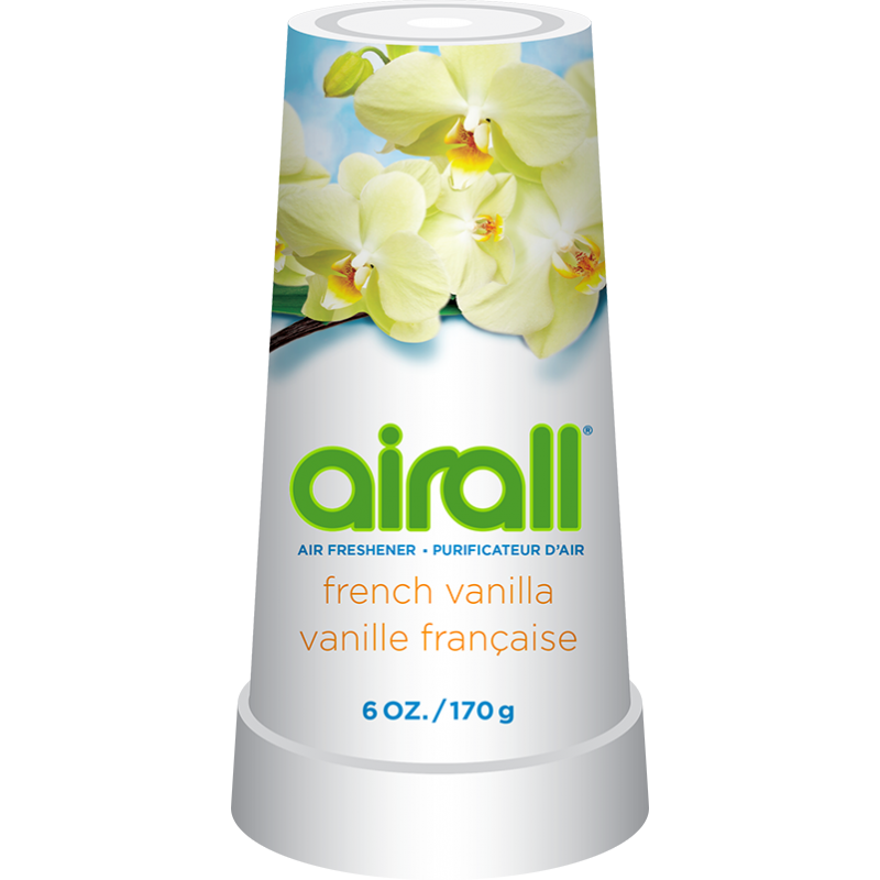 Airall  Air Freshener Solid Vanilla