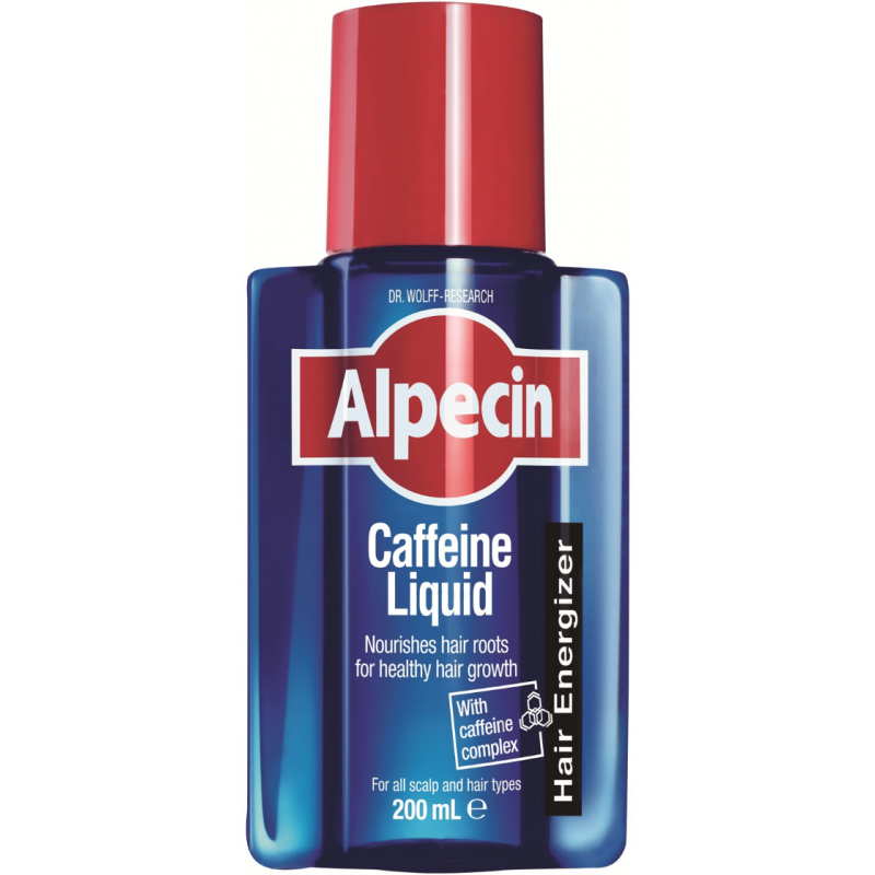 Alpecin Caffeine Liquid Hair Energizer