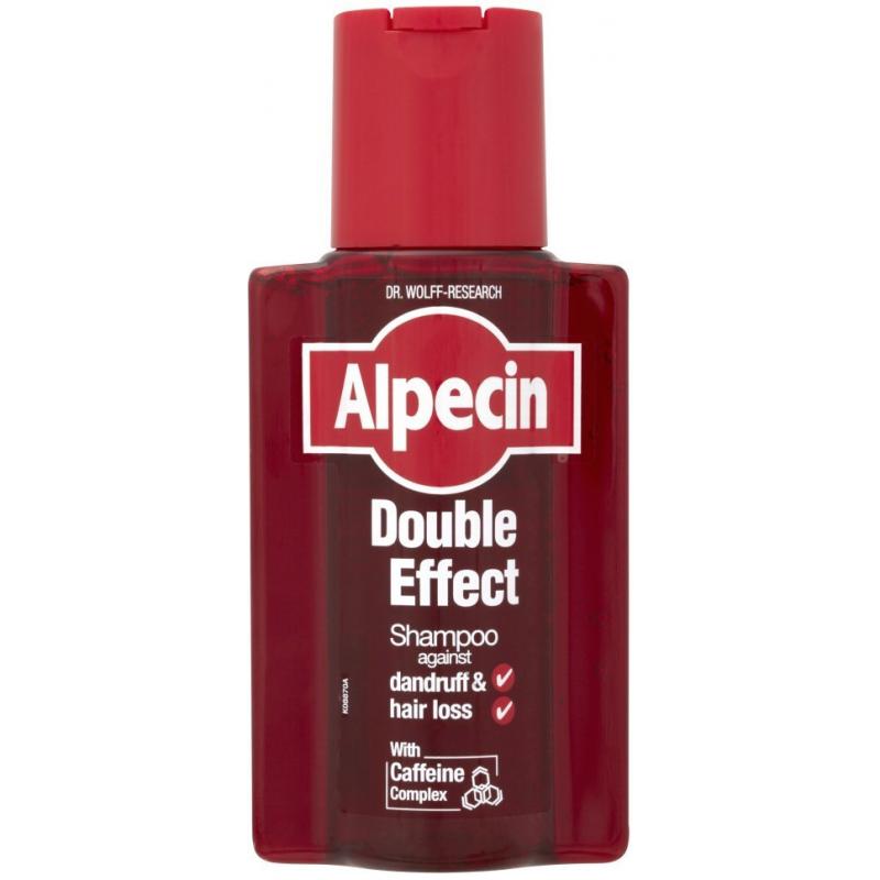 Alpecin Double Effect Caffeine Shampoo Against Dandruff & Hair Loss