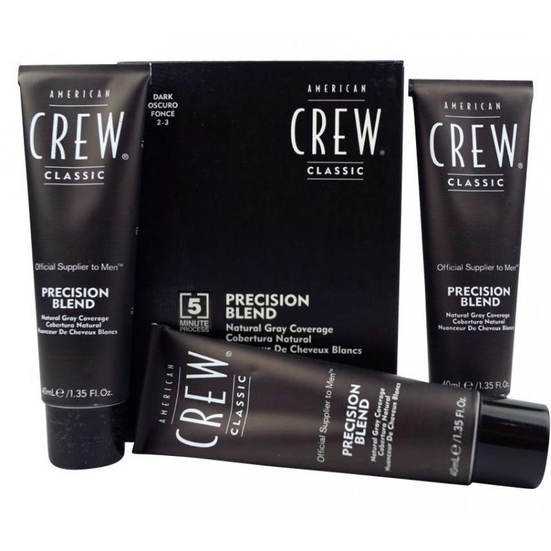 American Crew Precision Blend Hair Color Dark 2-3